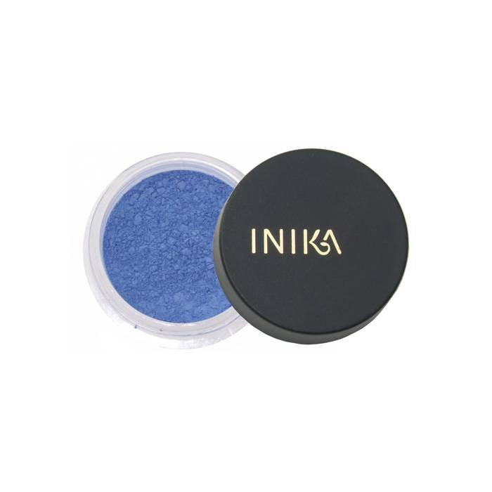 Inika Mineral Eyeshadow Blue Steel 1,2gr