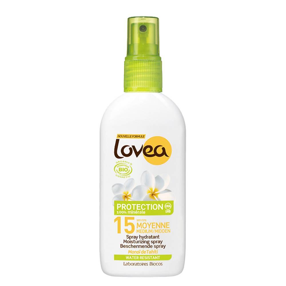 Lovea Bio Zelfbruinende Spray
