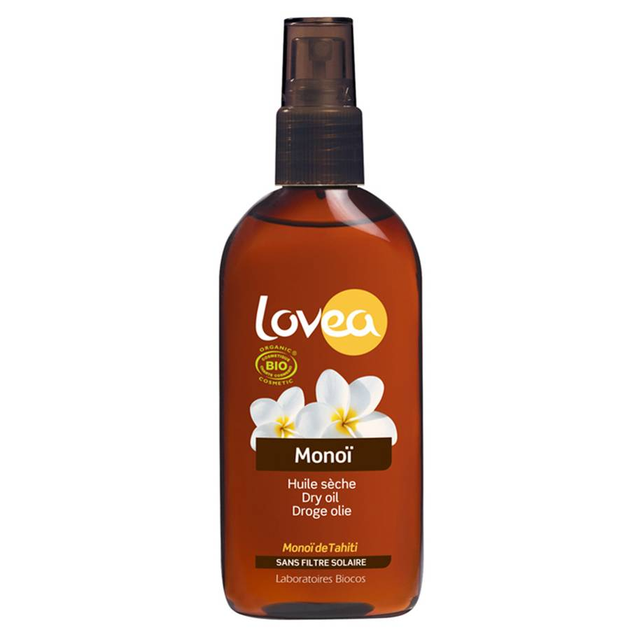 Lovea Bio Tanning Spray Dry Oil