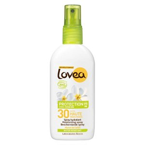 Lovea Bio SPF30 Sun Care Spray