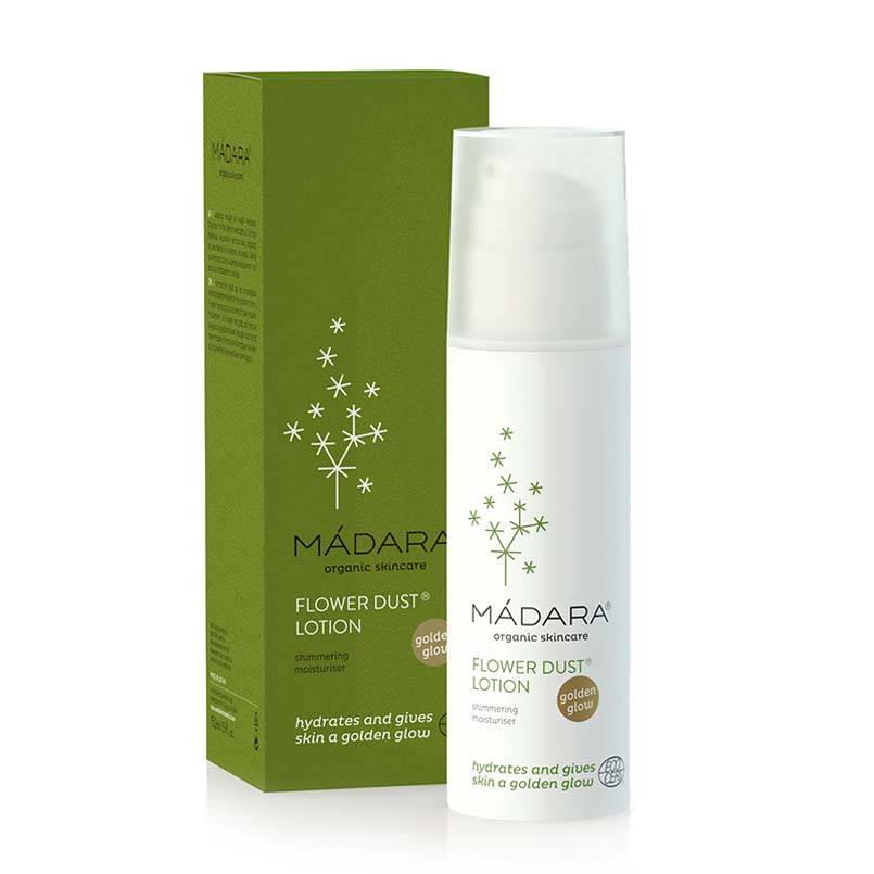 Madara Flower Dust Shimmering Body Lotion 150ml