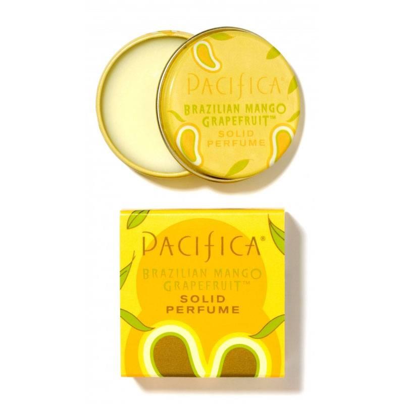Pacifica Solid Perfume Brazilian Mango Grapefruit 10gr