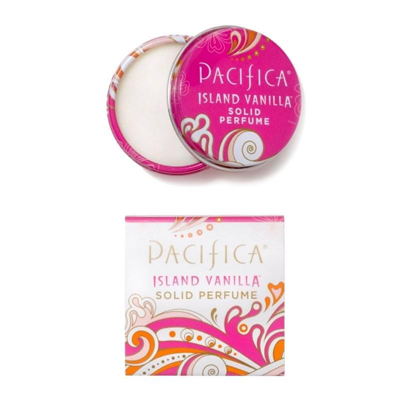 Pacifica Solid Perfume Island Vanilla 10gr