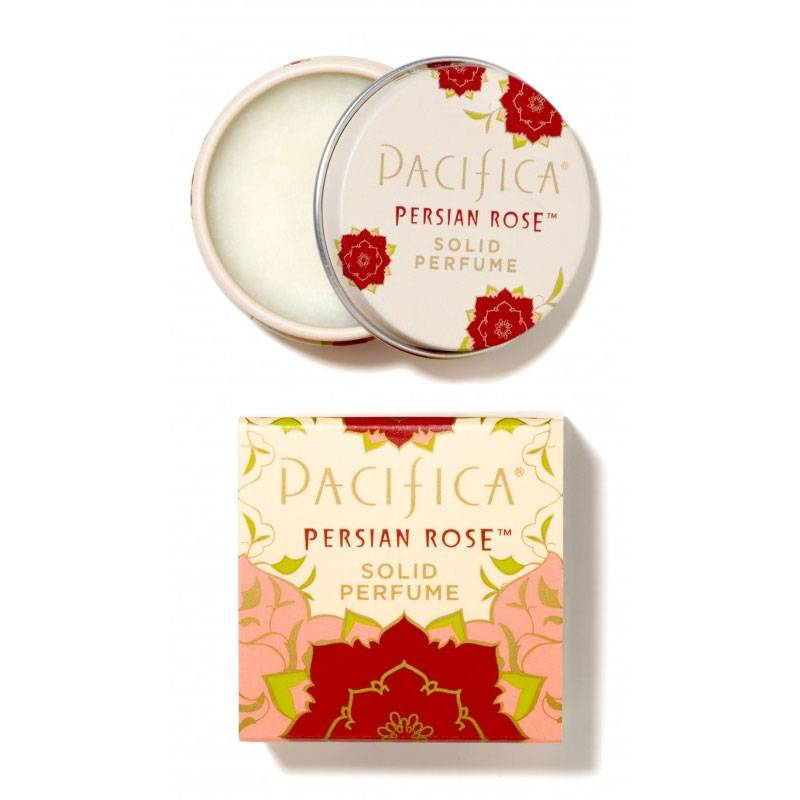 Pacifica Solid Perfume Persian Rose 10gr