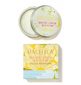 Pacifica Solid Perfume Malibu Lemon Blossom
