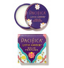 Pacifica Solid Perfume Lotus Garden