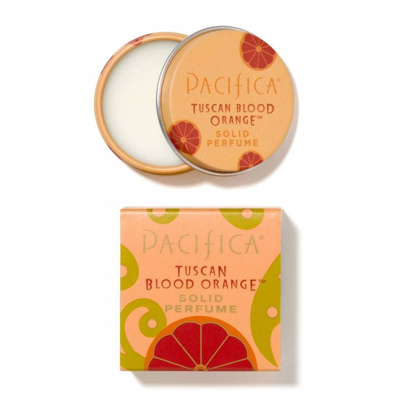 Pacifica Solid Perfume Tuscan Blood Orange 10gr