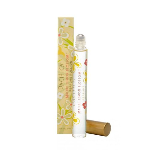Pacifica Roll-on Parfum Malibu Lemon Blossom