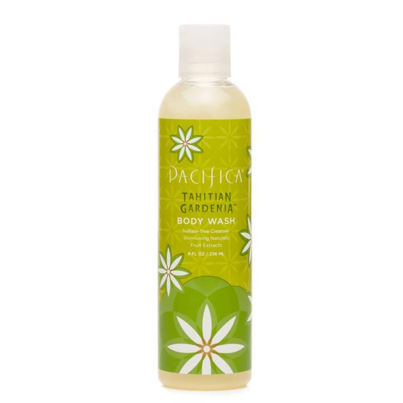 Pacifica Body Wash Tahitian Gardenia 240ml