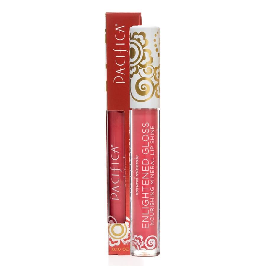 Pacifica Poppy Enlightened Natural Lip Gloss 2,8gr