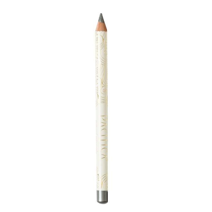 Pacifica Waterproof Natural Eye Pencil Gun Metal Staalgrijs