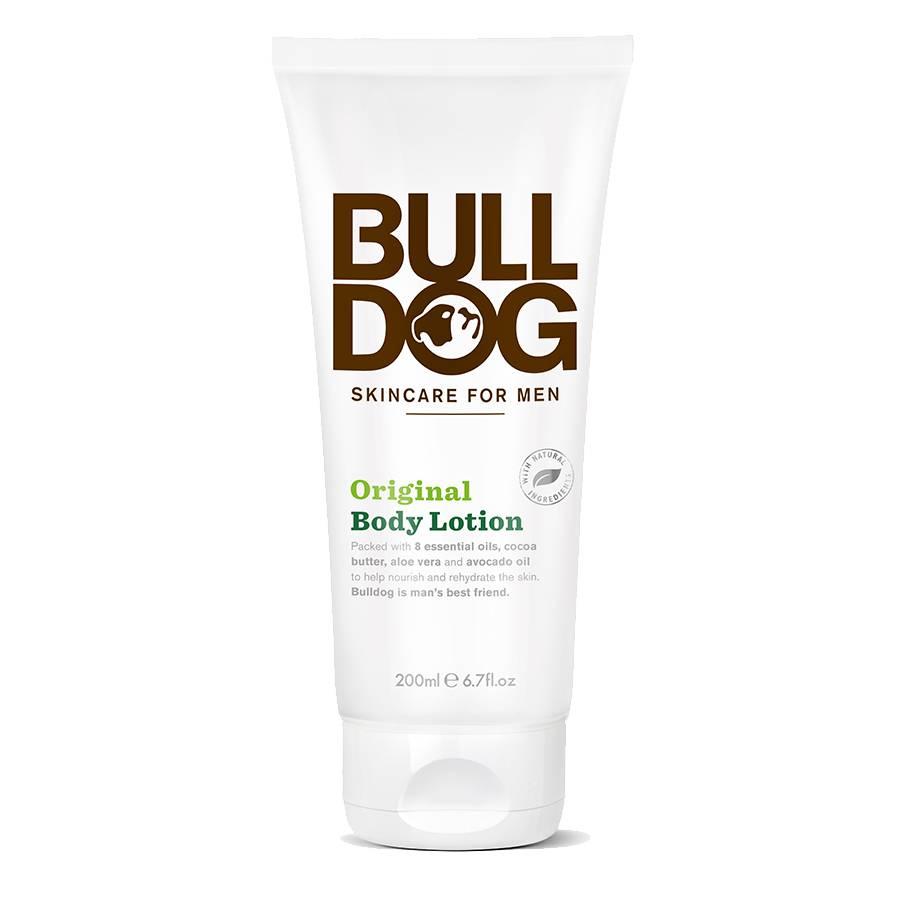 Bulldog Body Lotion