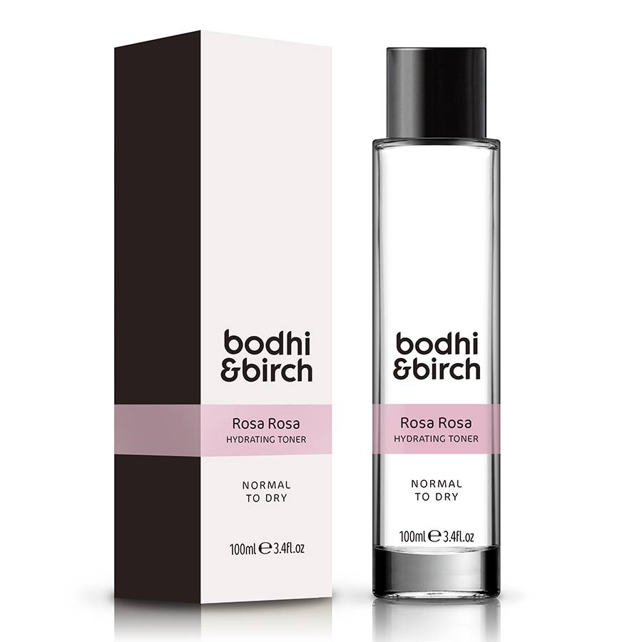 Bodhi & Birch Rosa Rosa Hydrating Toner 100ml