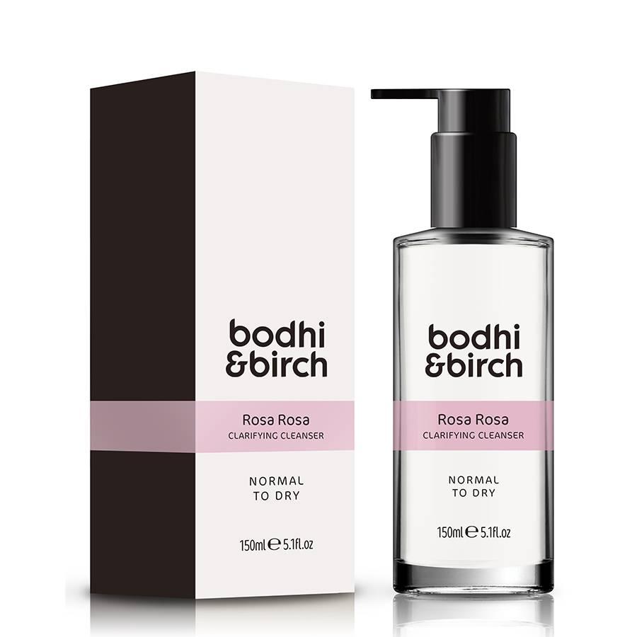 Bodhi & Birch Rosa Rosa Clarifying Cleanser 150ml