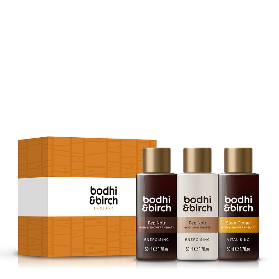 Bodhi & Birch Empower Bath & Body Gift Set