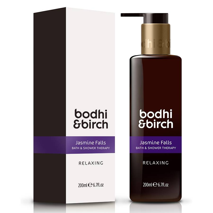Bodhi & Birch Jasmine Falls Bath & Shower Therapy 200ml