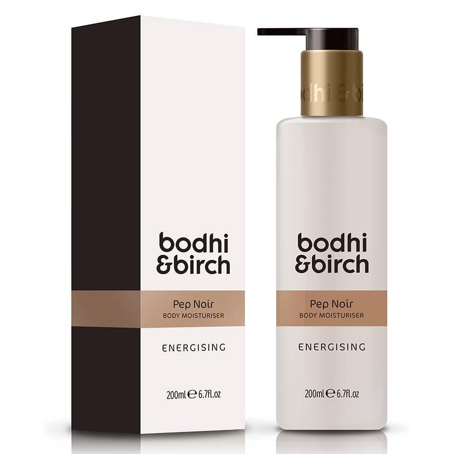 Bodhi & Birch Pep Noir Body Moisturiser 200ml