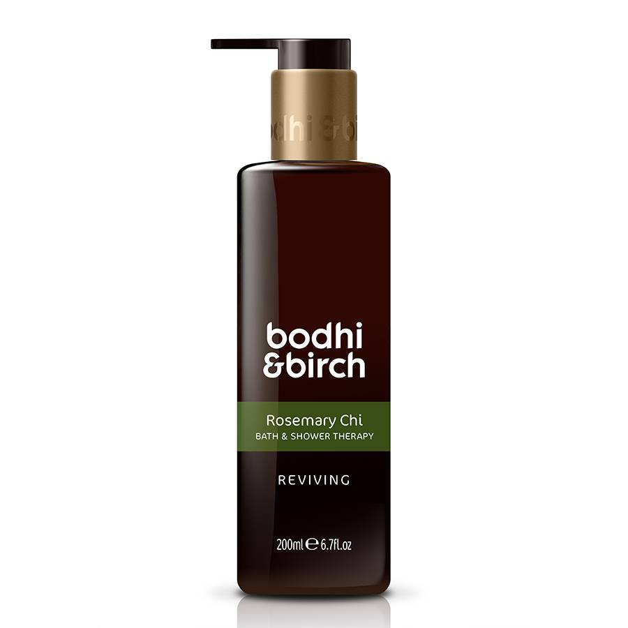 Bodhi & Birch Rosemary Chi Bath & Shower Therapy 200ml