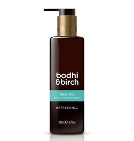 Bodhi & Birch Mint Thé Bath & Shower Therapy