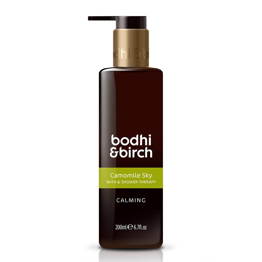 Bodhi & Birch Camomile Sky Bath & Shower Therapy 200ml