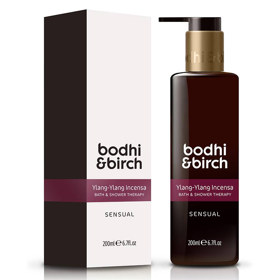 Bodhi & Birch Ylang-Ylang Bath & Shower Therapy 200ml