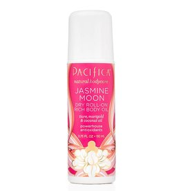 Pacifica Dry Roll-on Body Oil Jasmine Moon