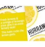 Hurraw! Lemon Organic Lip Balm