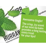Hurraw! Mint Organic Lip Balm
