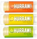 Hurraw! Hurraw! Citrus Pack Lip Balm Voordeel Trio