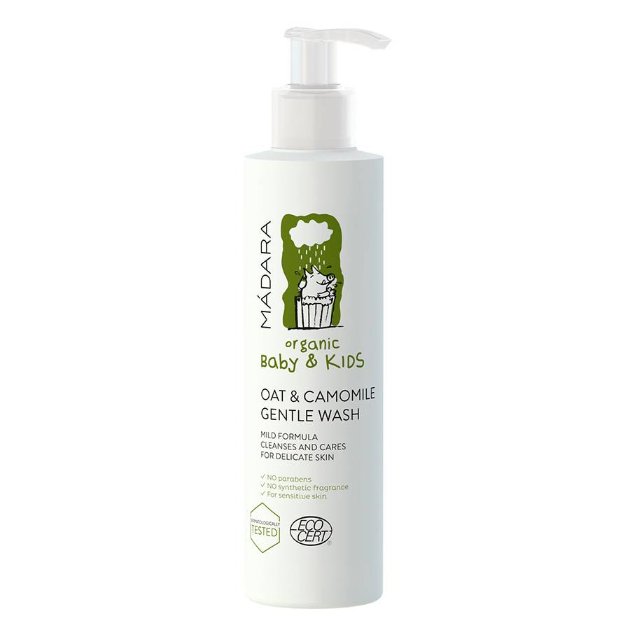 Madara Oat & Camomile Baby & Kids Gentle Wash 150ml