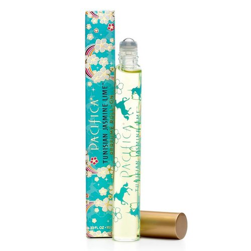 Pacifica Roll-on Parfum Tunisian Jasmine Lime