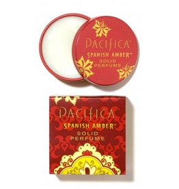 Pacifica Solid Perfume Spanish Amber