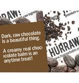 Hurraw! Chocolate Organic Lip Balm