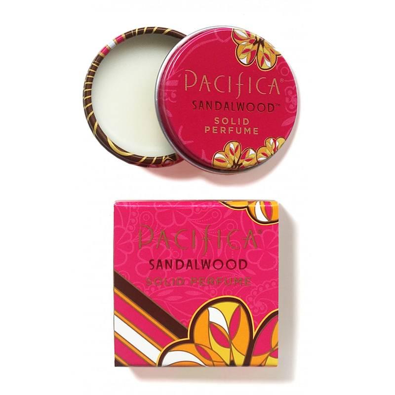Pacifica Solid Perfume Sandalwood 10gr