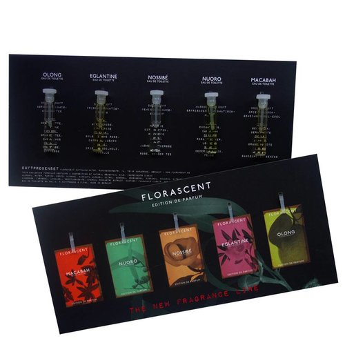 Florascent Edition de Parfum Eau de Toilette Sample Set