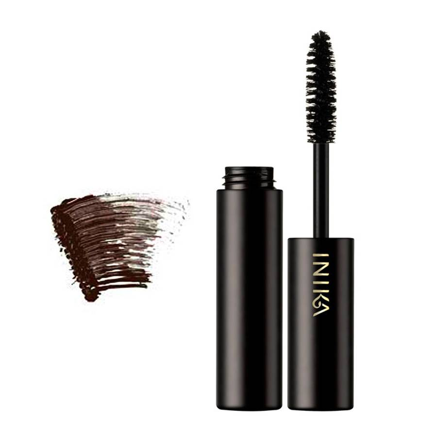 Inika Mineral Mascara Brown 8gr
