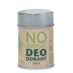 The Ohm Collection NO Sweat DEOdorant Poeder Nojito