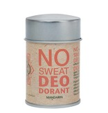 The Ohm Collection NO Sweat DEOdorant Poeder Mandarin