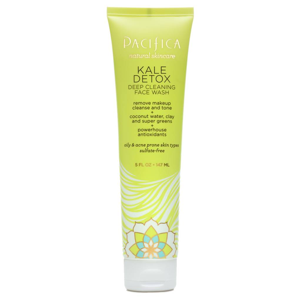 Pacifica Kale Detox Deep Cleansing Face Wash 147ml