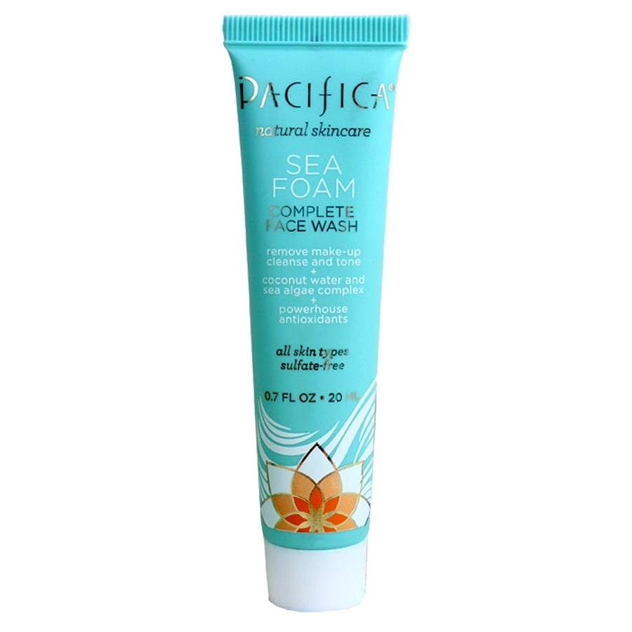 Pacifica Sea Foam Complete Face Wash 147ml