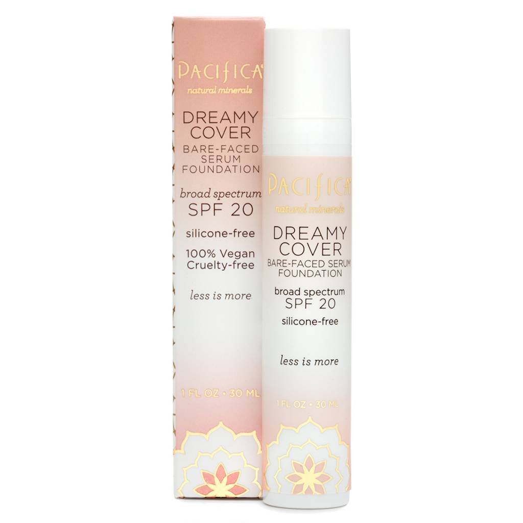 Pacifica Dreamy Cover Bare-Faced Serum Foundation SPF20 Fair/Light 30ml