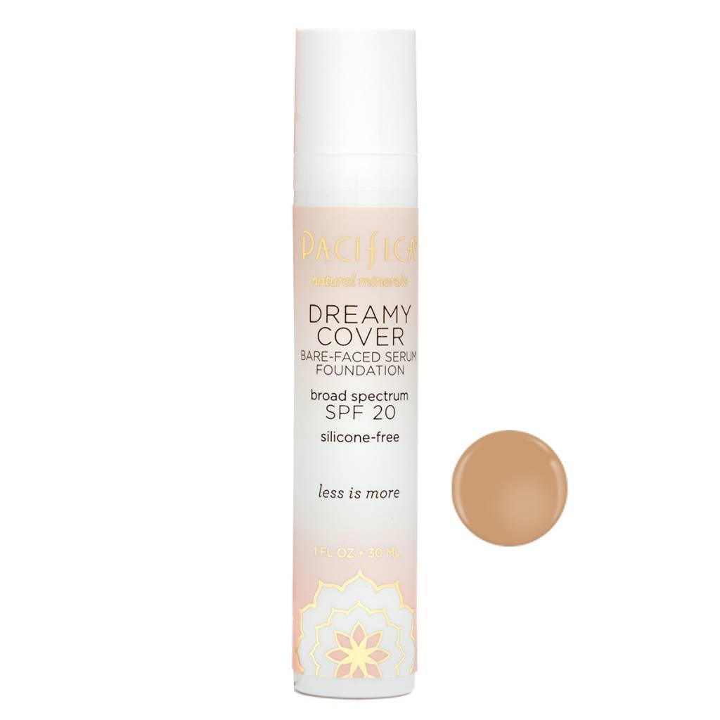Pacifica Dreamy Cover Bare-Faced Serum Foundation SPF20 Medium/Tan 30ml