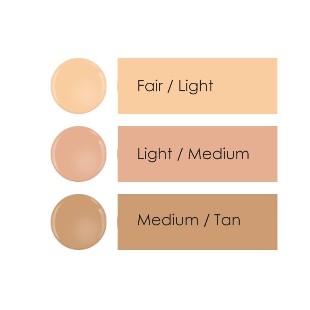 Pacifica Dreamy Cover Bare-Faced Serum Foundation SPF20 Light/Medium 30ml