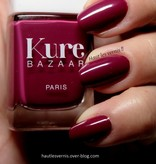 Kure Bazaar Prune Nail Polish