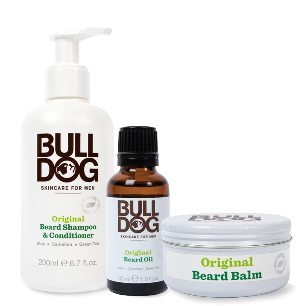 Bulldog Beard Pack Voordeelset