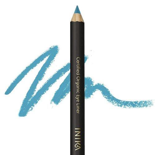 Inika Organic Eyeliner Peacock Blue