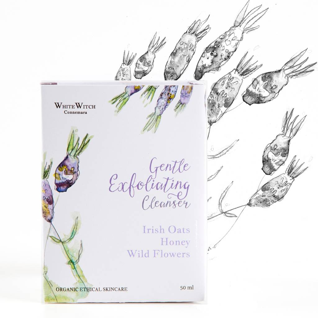 White Witch Gentle Exfoliating Cleanser