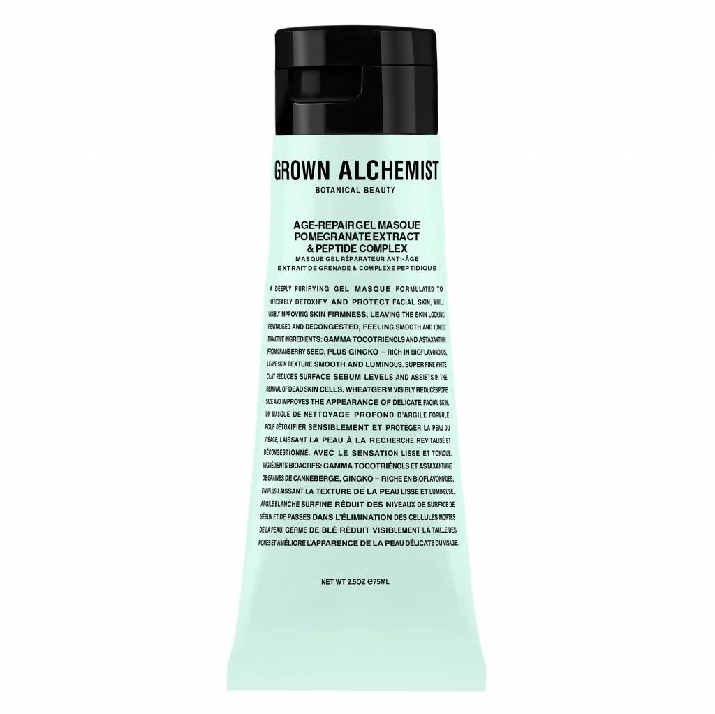 Grown Alchemist Age-Repair Gel Masque Pomegranate Extract & Peptide Complex