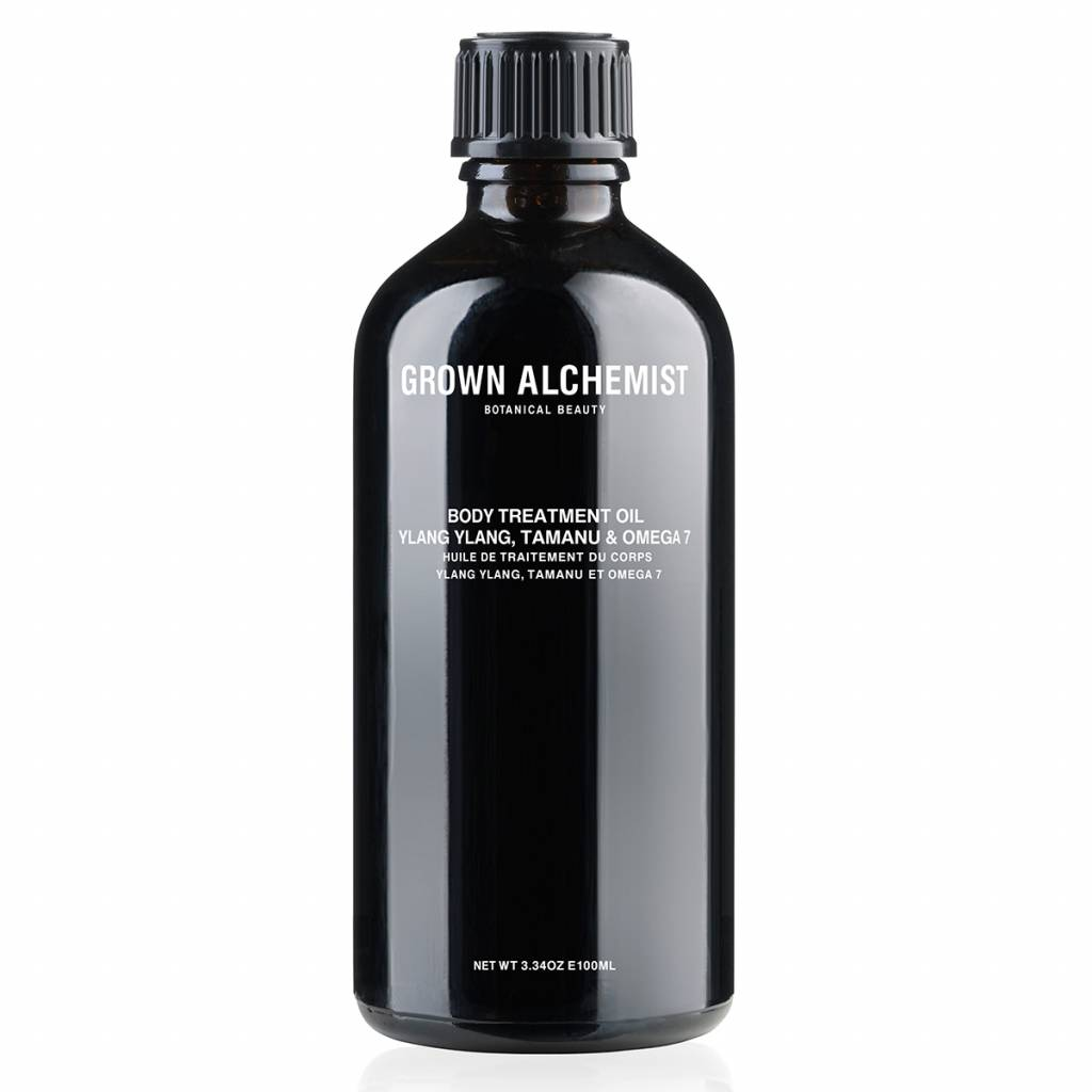 Grown Alchemist Body Treatment Oil Ylan Ylang, Tamanu & Omega 7