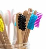 Humble Brush Bamboe Tandenborstel Volwassenen Zwart Soft